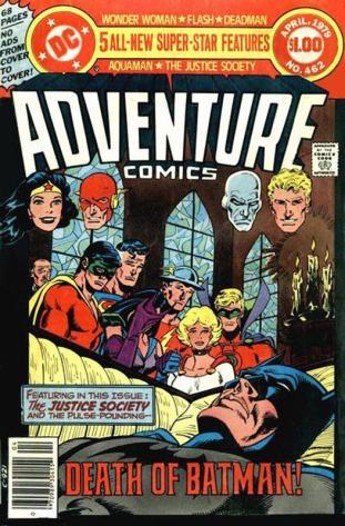 Adventure Comics 462