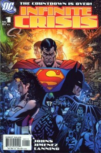 Main Infinite Crisis Annotations Posted