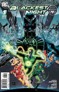 Blackest Night 01 Variant