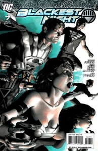 Blackest Night 07 Variant