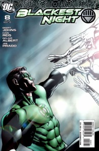 Blackest Night 08 Variant