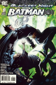 Blackest Night Batman 01