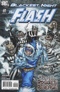 Blackest Night The Flash 02