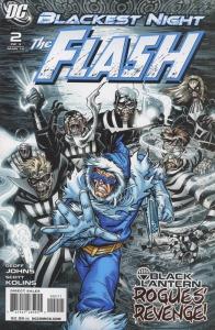 Blackest Night The Flash 02
