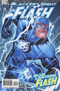 Blackest Night The Flash 03