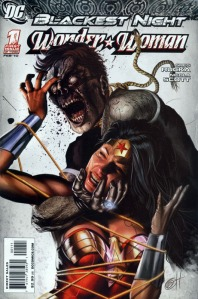 Blackest Night Wonder Woman 01