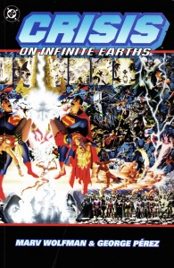 Crisis On Infinite Earths Summary