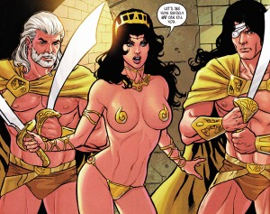 Dejah Thoris Old Design