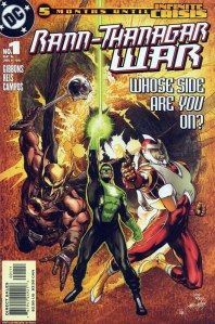 Rann Thanagar War 01