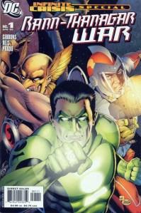 Rann Thanagar War Infinite Crisis Special 01