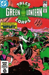 Tales Of The Green Lantern Corps 02