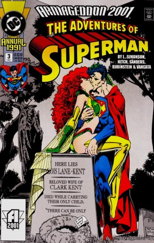 A2001TieinAdventures Of Superman Annual