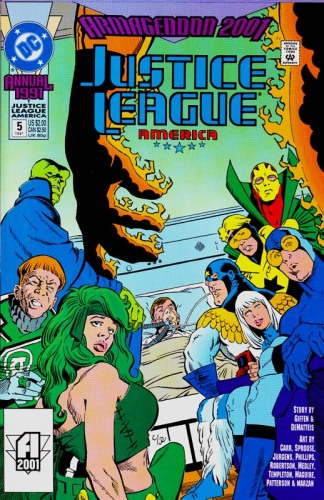 A2001TieinJustice League America Annual