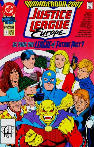 A2001TieinJustice League Europe Annual