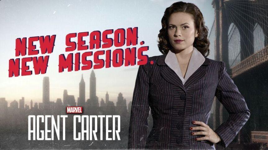 Agent Carter Series 2