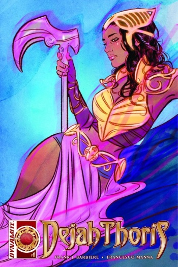 Dejah Thoris #1