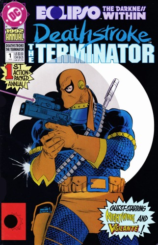 ETDW Deathstroke The Terminator
