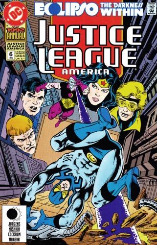 ETDW Justice League America