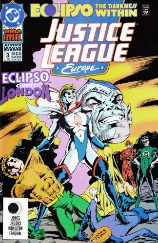 ETDW Justice League Europe