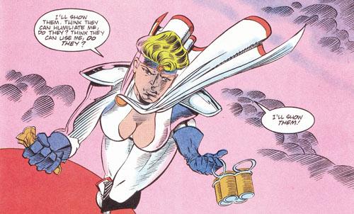 Power Girl Soda