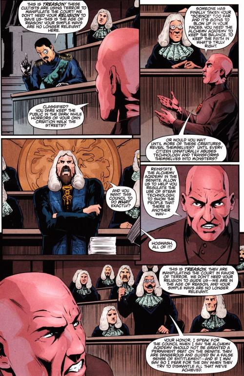 Precinct Full Page