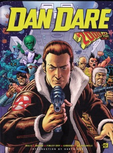 Dan Dare The 2000 AD Years