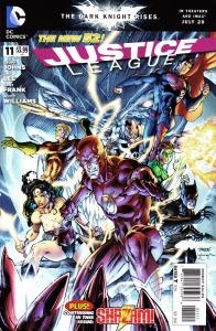 Justice League Vol 1 11