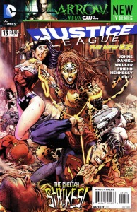 Justice League Vol 1 13