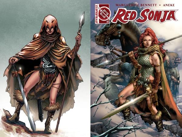 Red Sonja 2015