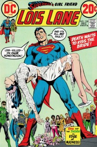 Another cover that predates Crisis #7 but is close enough to include.