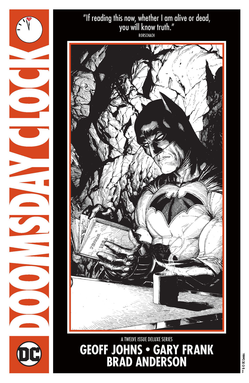 Another Doomsday Clock Cover Crisis On Earth Prime